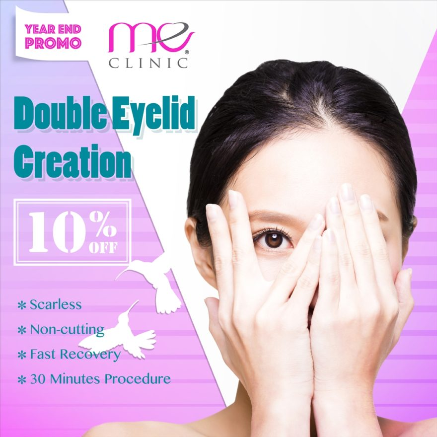 Signature Double Eyelid Creation-DST